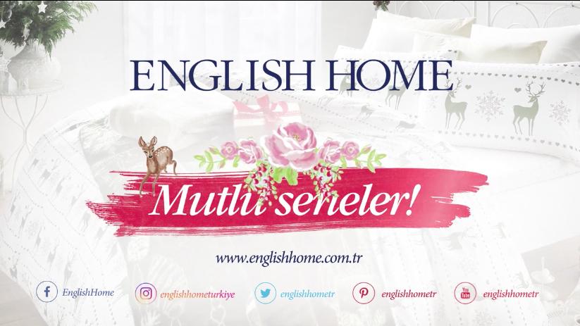 English Home TV Reklamı